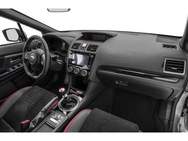 2019 Subaru WRX STI Sport-tech w/Lip (Stk: W19003) in Oakville - Image 9 of 9
