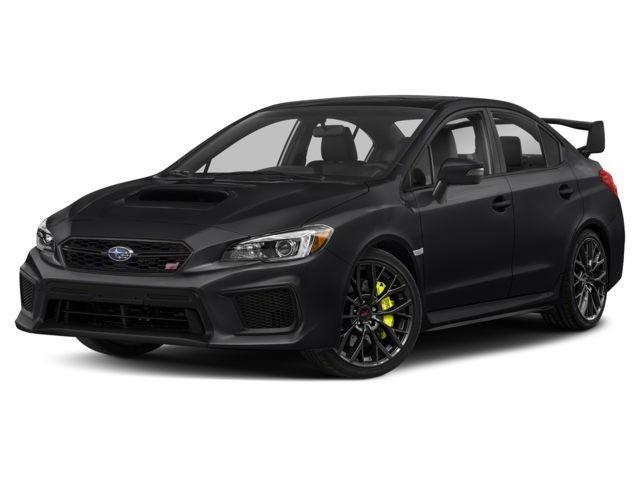 2019 Subaru WRX STI Sport-tech w/Lip (Stk: W19017) in Oakville - Image 1 of 9