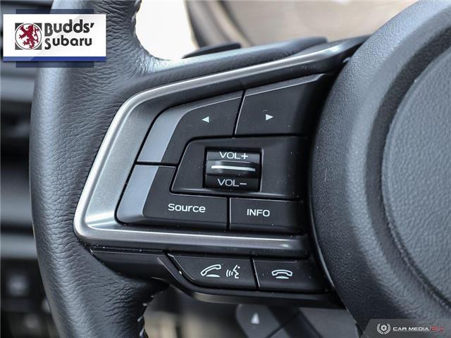 2018 Subaru Impreza Touring (Stk: I18012 SL) in Oakville - Image 19 of 28