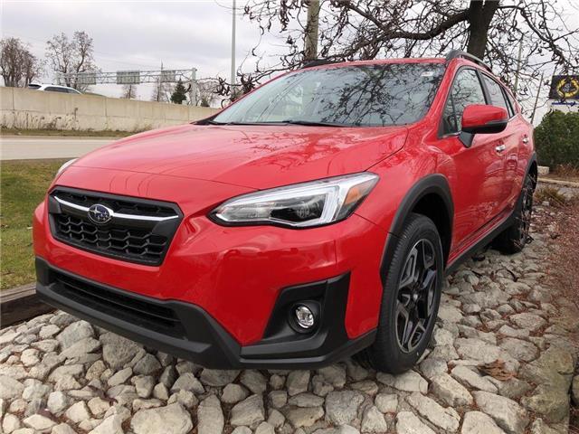 2020 Subaru Crosstrek Limited (Stk: X20004) in Oakville - Image 1 of 5
