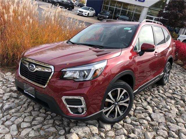 2020 Subaru Forester Limited (Stk: F20002) in Oakville - Image 1 of 5