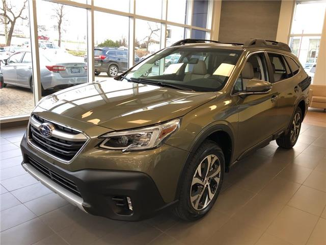 2020 Subaru Outback Limited (Stk: O20036) in Oakville - Image 1 of 5