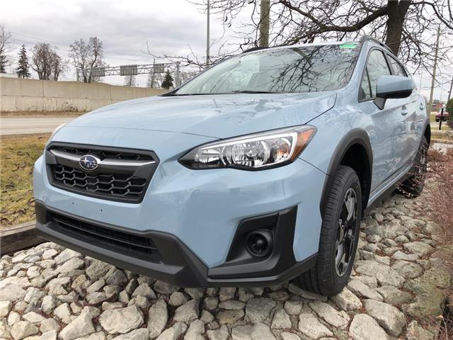 2020 Subaru Crosstrek Convenience (Stk: X20026) in Oakville - Image 1 of 5