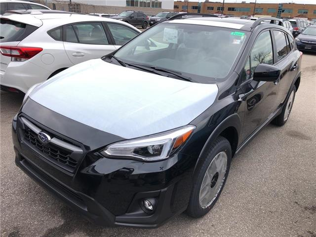 2020 Subaru Crosstrek Sport (Stk: X20018) in Oakville - Image 1 of 5