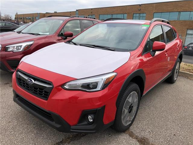 2020 Subaru Crosstrek Sport (Stk: X20027) in Oakville - Image 1 of 5