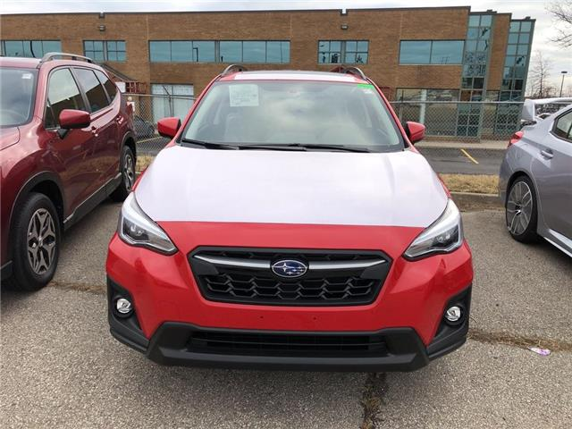 2020 Subaru Crosstrek Sport (Stk: X20027) in Oakville - Image 2 of 5