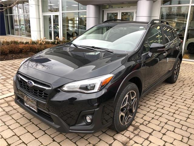 2020 Subaru Crosstrek Limited (Stk: X20044) in Oakville - Image 1 of 5