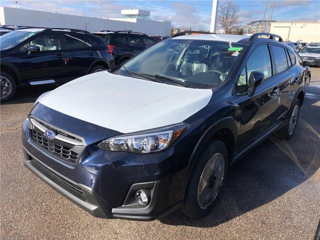 2020 Subaru Crosstrek Touring (Stk: X20037) in Oakville - Image 1 of 5