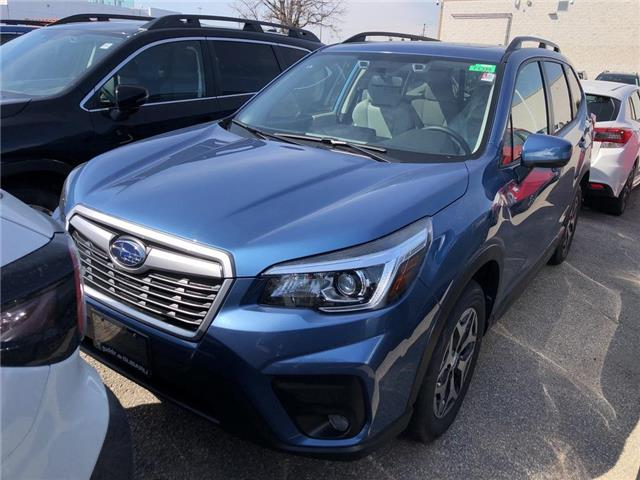 2020 Subaru Forester Touring (Stk: F20121) in Oakville - Image 1 of 5