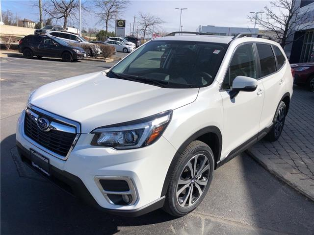 2020 Subaru Forester Limited (Stk: F20019) in Oakville - Image 1 of 5