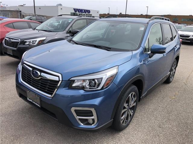 2020 Subaru Forester Limited (Stk: F20018) in Oakville - Image 1 of 5