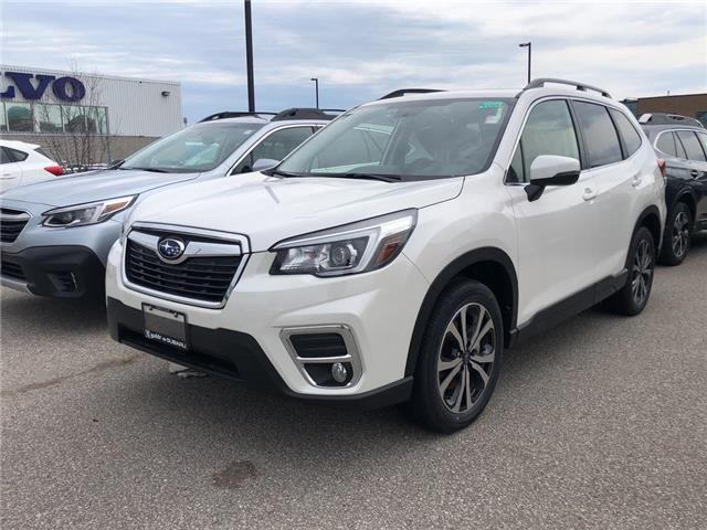 2020 Subaru Forester Limited (Stk: F20032) in Oakville - Image 1 of 5
