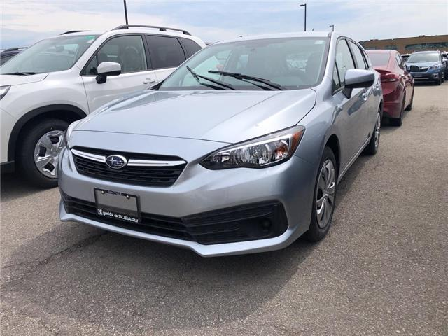 2020 Subaru Impreza Convenience (Stk: I20024) in Oakville - Image 1 of 5