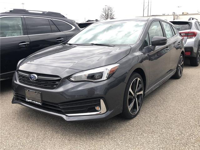2020 Subaru Impreza Sport-tech (Stk: I20034) in Oakville - Image 1 of 5