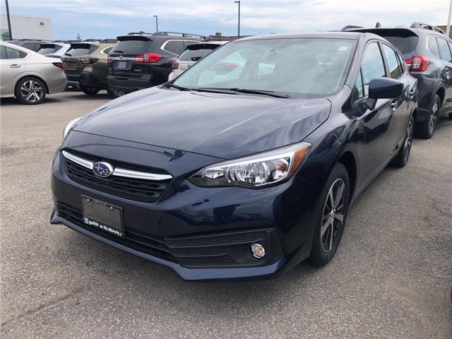 2020 Subaru Impreza Touring (Stk: I20036) in Oakville - Image 1 of 5