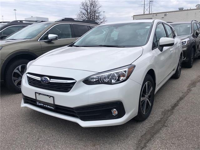 2020 Subaru Impreza Touring (Stk: I20038) in Oakville - Image 1 of 5