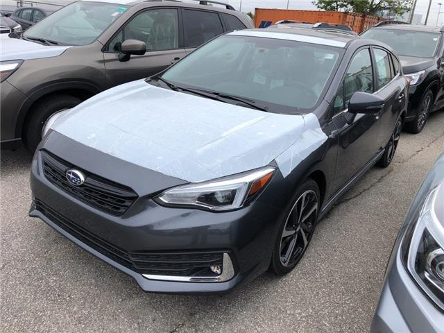 2020 Subaru Impreza Sport-tech (Stk: I20046) in Oakville - Image 1 of 5