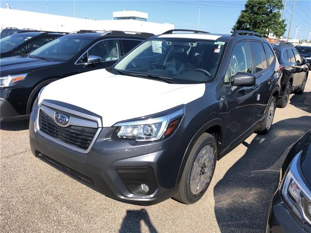 2020 Subaru Forester Touring (Stk: F20214) in Oakville - Image 1 of 5
