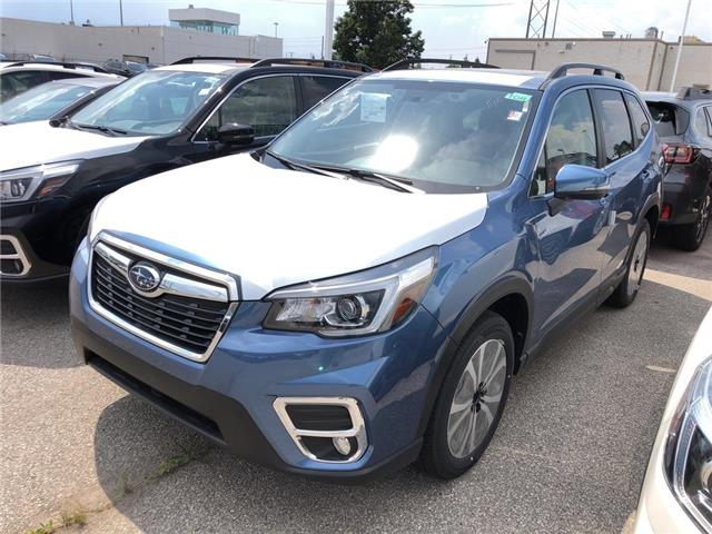 2020 Subaru Forester Limited (Stk: F20138) in Oakville - Image 1 of 5