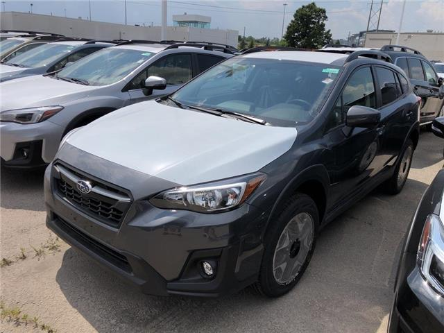 2020 Subaru Crosstrek Touring (Stk: X20117) in Oakville - Image 1 of 5