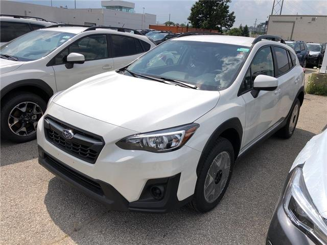 2020 Subaru Crosstrek Convenience (Stk: X20116) in Oakville - Image 1 of 5