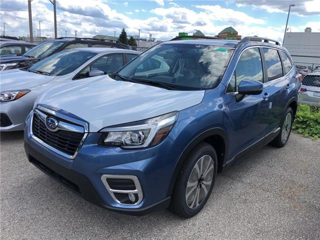 2020 Subaru Forester Limited (Stk: F20199) in Oakville - Image 1 of 5