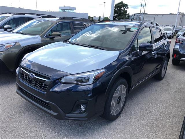 2020 Subaru Crosstrek Limited (Stk: X20095) in Oakville - Image 1 of 5