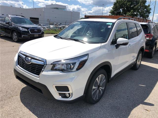 2020 Subaru Forester Limited (Stk: F20153) in Oakville - Image 1 of 5