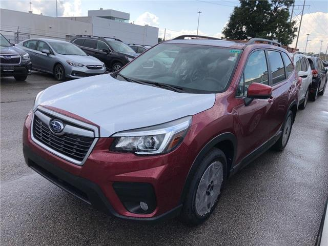 2020 Subaru Forester Touring (Stk: F20218) in Oakville - Image 1 of 5