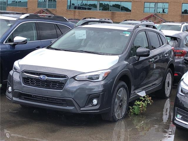 2020 Subaru Crosstrek Limited (Stk: X20096) in Oakville - Image 1 of 5
