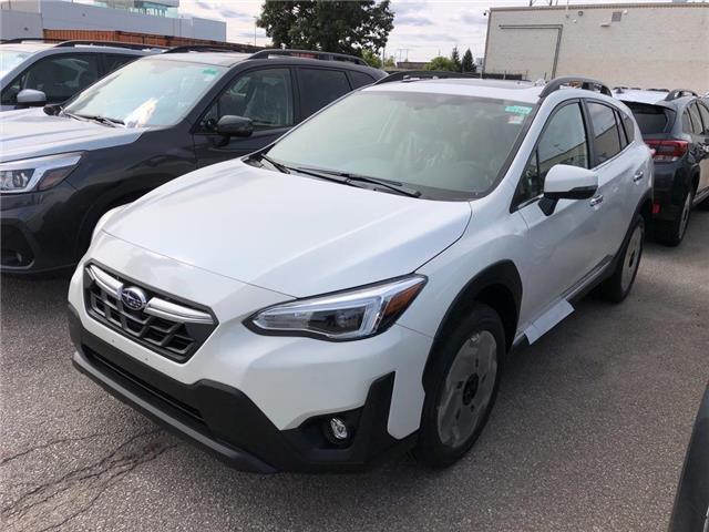 2021 Subaru Crosstrek Limited (Stk: X21082) in Oakville - Image 1 of 5