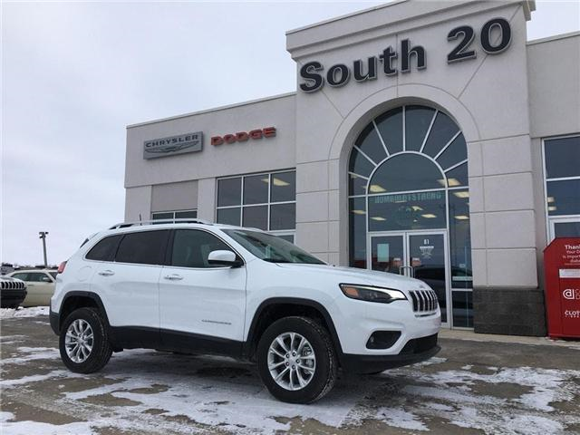 2019 Jeep Cherokee North (Stk: 32083) in Humboldt - Image 1 of 23
