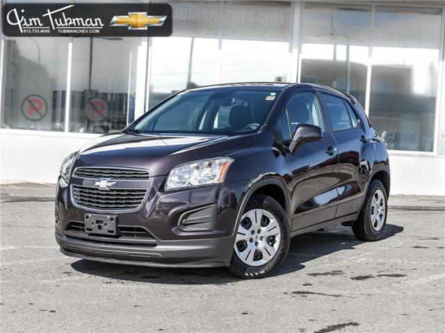 2015 Chevrolet Trax LS (Stk: R7233A) in Ottawa - Image 1 of 18