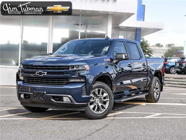 2019 Chevrolet Silverado 1500 RST (Stk: 190989) in Ottawa - Image 1 of 22