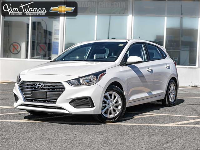 2019 Hyundai Accent Preferred (Stk: R8168) in Ottawa - Image 1 of 22