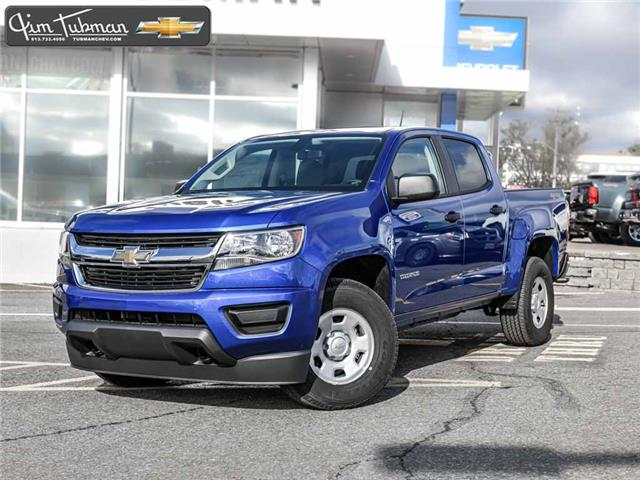 2020 Chevrolet Colorado WT (Stk: 200135) in Ottawa - Image 1 of 21