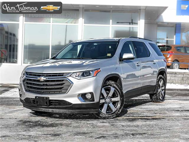 2019 Chevrolet Traverse 3LT (Stk: R8349) in Ottawa - Image 1 of 26
