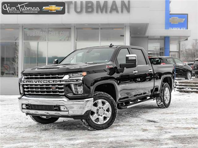 2020 Chevrolet Silverado 2500HD LTZ (Stk: 200178) in Ottawa - Image 1 of 24