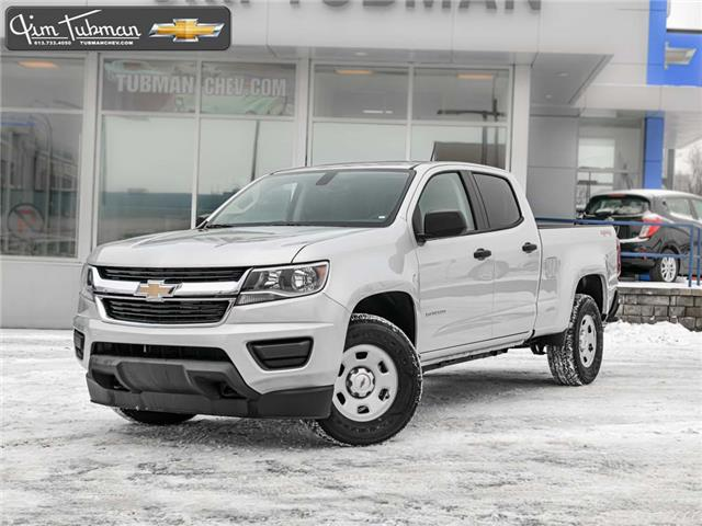 2019 Chevrolet Colorado WT (Stk: 191071) in Ottawa - Image 1 of 21