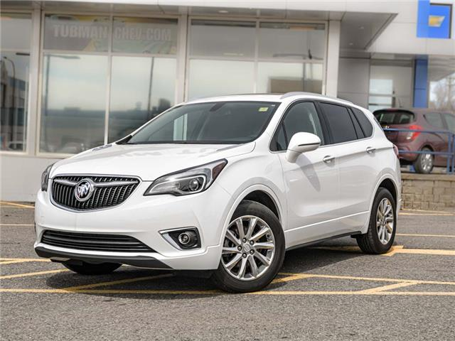 2019 Buick Envision Essence (Stk: P8856) in Ottawa - Image 1 of 26