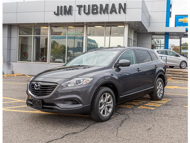 2014 Mazda CX-9 GS (Stk: 200526AA) in Ottawa - Image 1 of 5