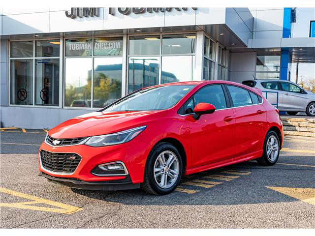2017 Chevrolet Cruze Hatch LT Auto (Stk: P9753) in Ottawa - Image 1 of 16