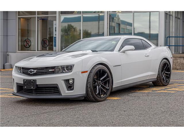 2015 Chevrolet Camaro ZL1 (Stk: P9848A) in Ottawa - Image 1 of 14