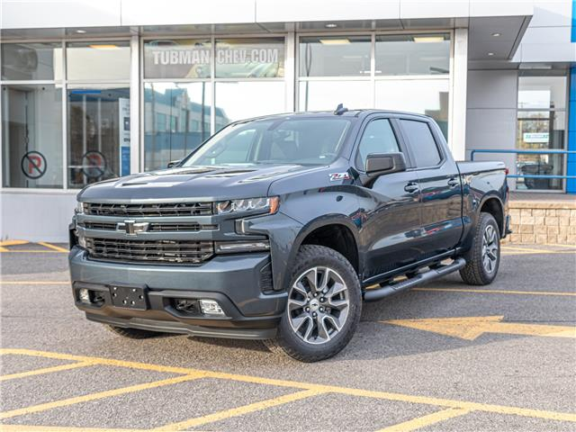 2021 Chevrolet Silverado 1500 RST (Stk: 210035) in Ottawa - Image 1 of 18