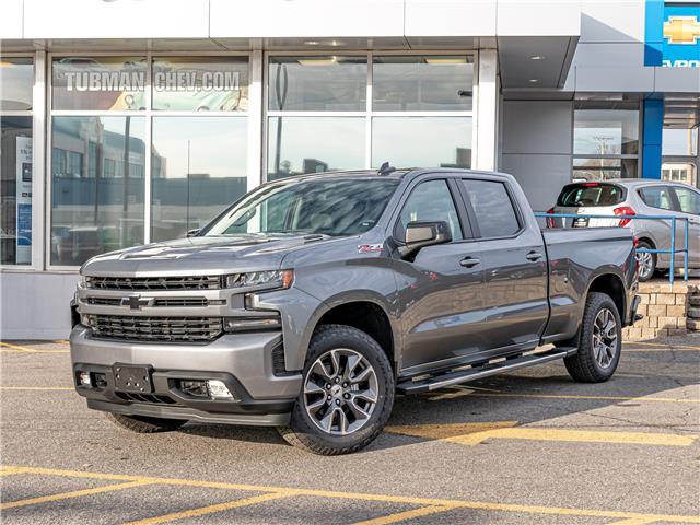 2021 Chevrolet Silverado 1500 RST (Stk: 210092) in Ottawa - Image 1 of 24