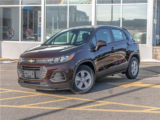 2021 Chevrolet Trax LS (Stk: 210094) in Ottawa - Image 1 of 22