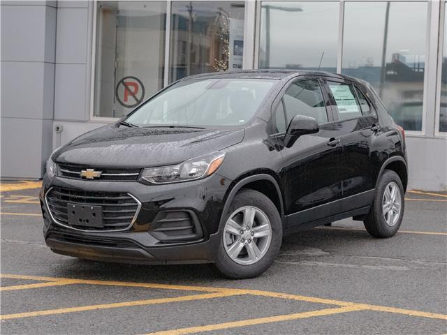 2021 Chevrolet Trax LS (Stk: 210117) in Ottawa - Image 1 of 20