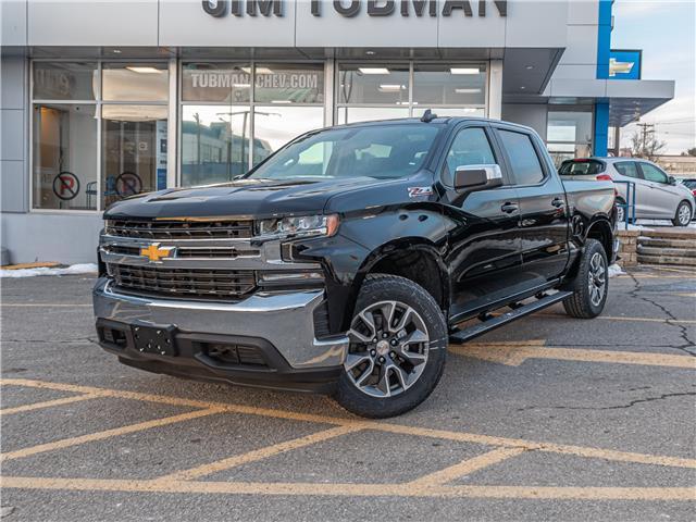2021 Chevrolet Silverado 1500 LT (Stk: 210143) in Ottawa - Image 1 of 23