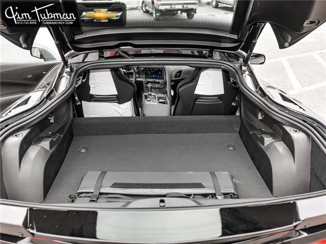 2019 Chevrolet Corvette Stingray Z51 (Stk: 190002) in Ottawa - Image 8 of 22