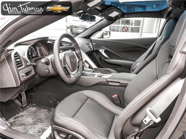 2019 Chevrolet Corvette Stingray Z51 (Stk: 190002) in Ottawa - Image 12 of 22